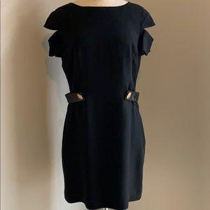 Versace for H&M black dress